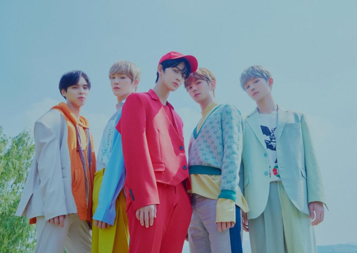 韓国アイドルグループCIXのメンバー3