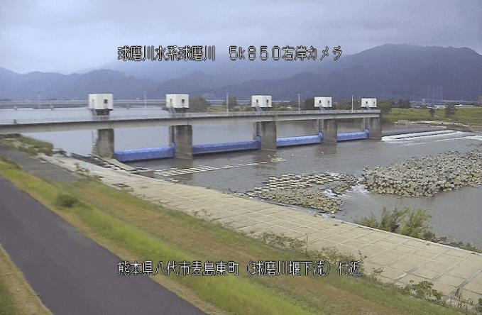 球磨川ライブカメラ映像