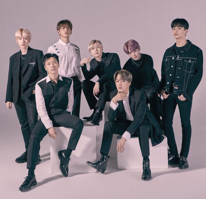 SMアイドルSuperMのメンバー画像1